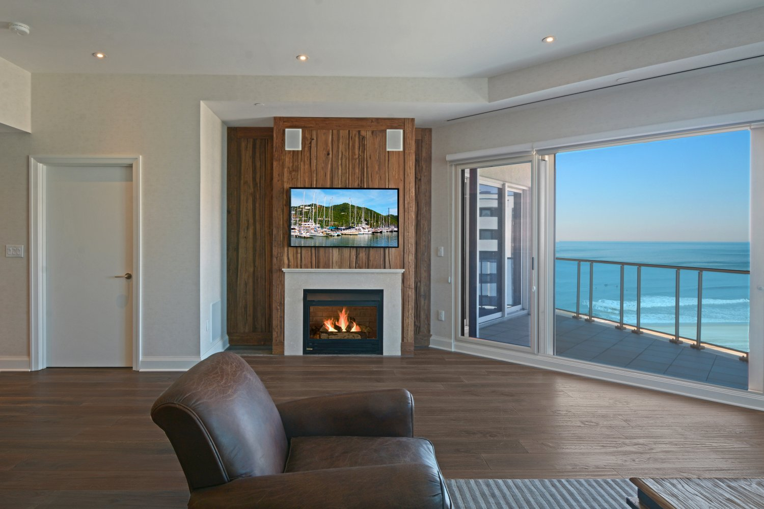 Beachfront Condo Renovations : Long beach condo renovation east bay builders inc